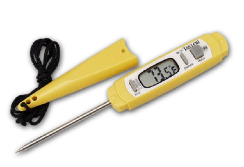 Taylor 9847n for Termometro digital cocina
